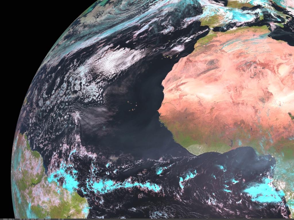 Met-8, 10 March 2004, 12:00 UTC