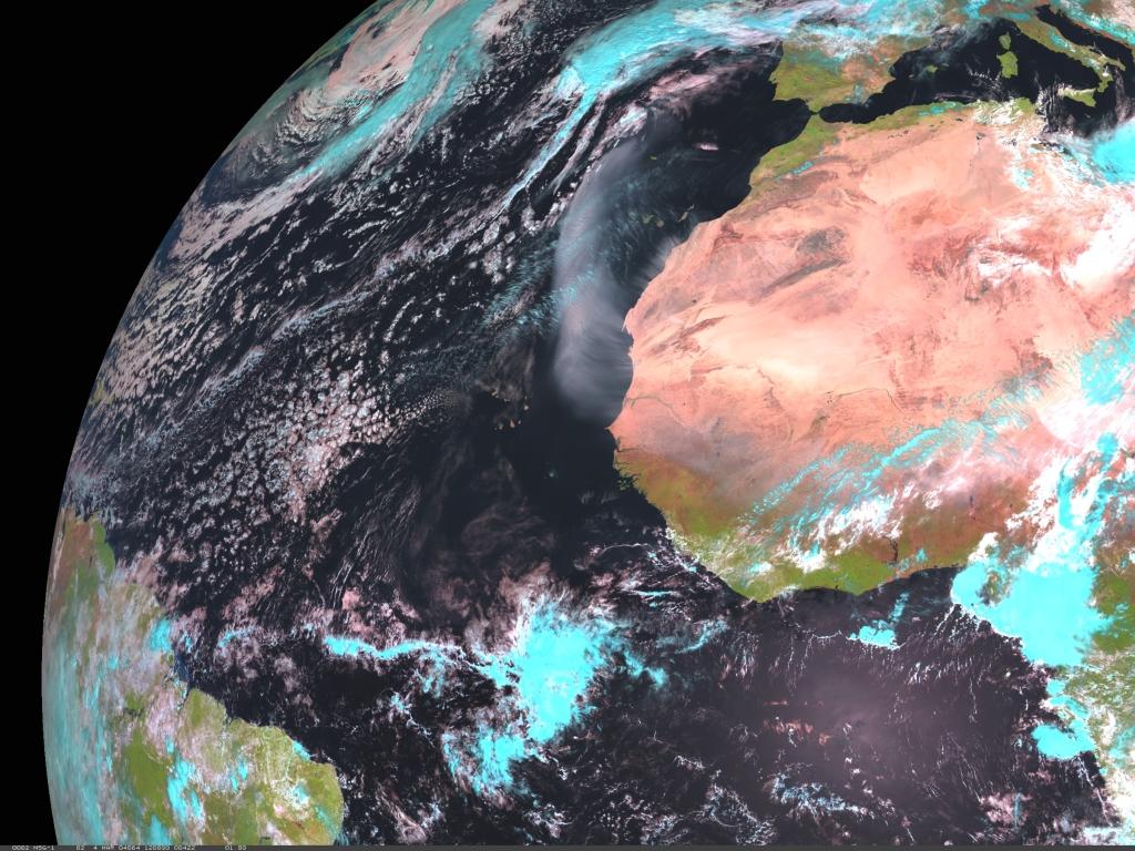 Met-8, 04 March 2004, 12:00 UTC
