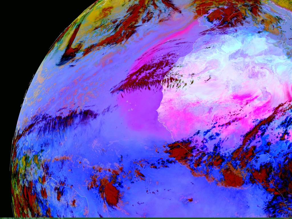 Met-8, 05 March 2004, 12:00 UTC