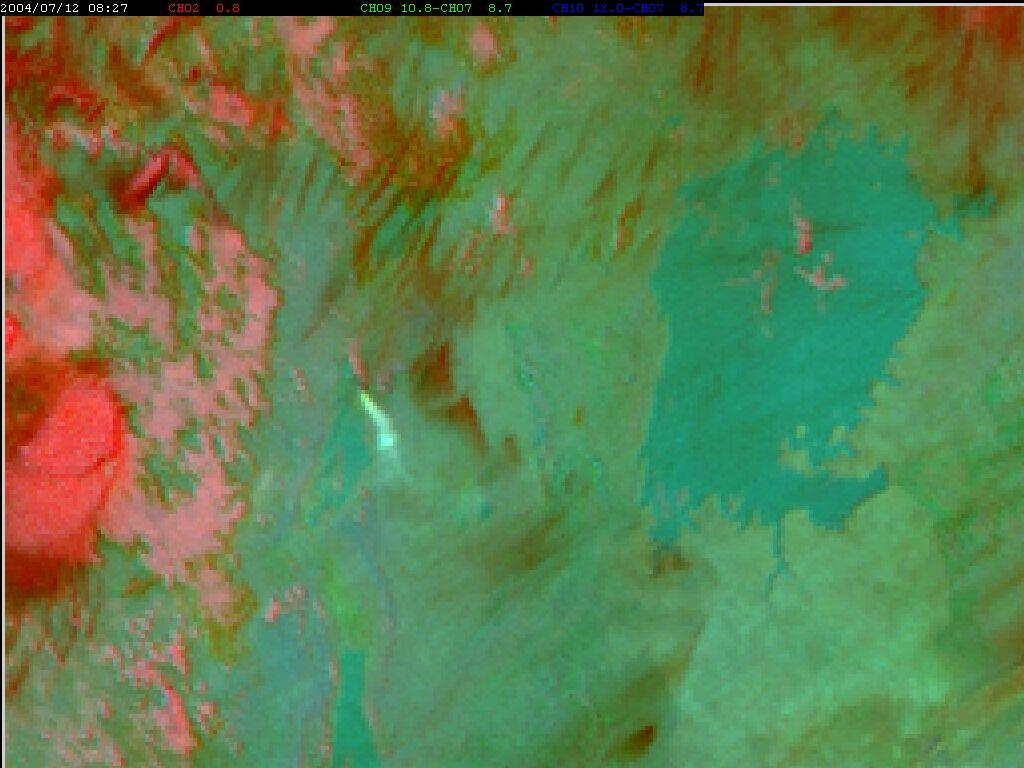 Met-8, 12 July 2004, 08:15 UTC