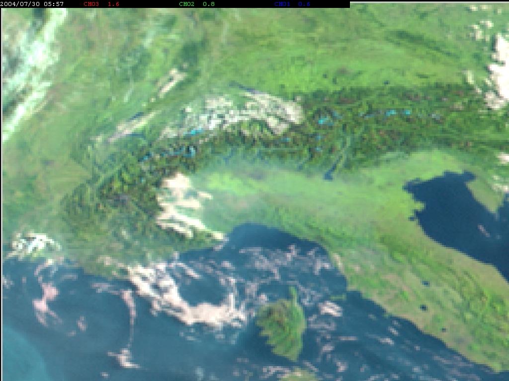 Met-8, 30 July 2004, 05:45 UTC