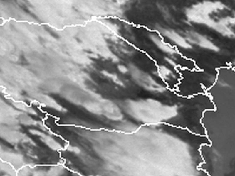 Met-8, 31 May, 14:30 UTC