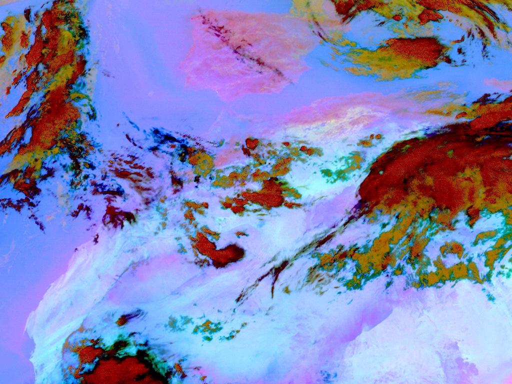 Met-8, 05 October 2005, 20:00 UTC