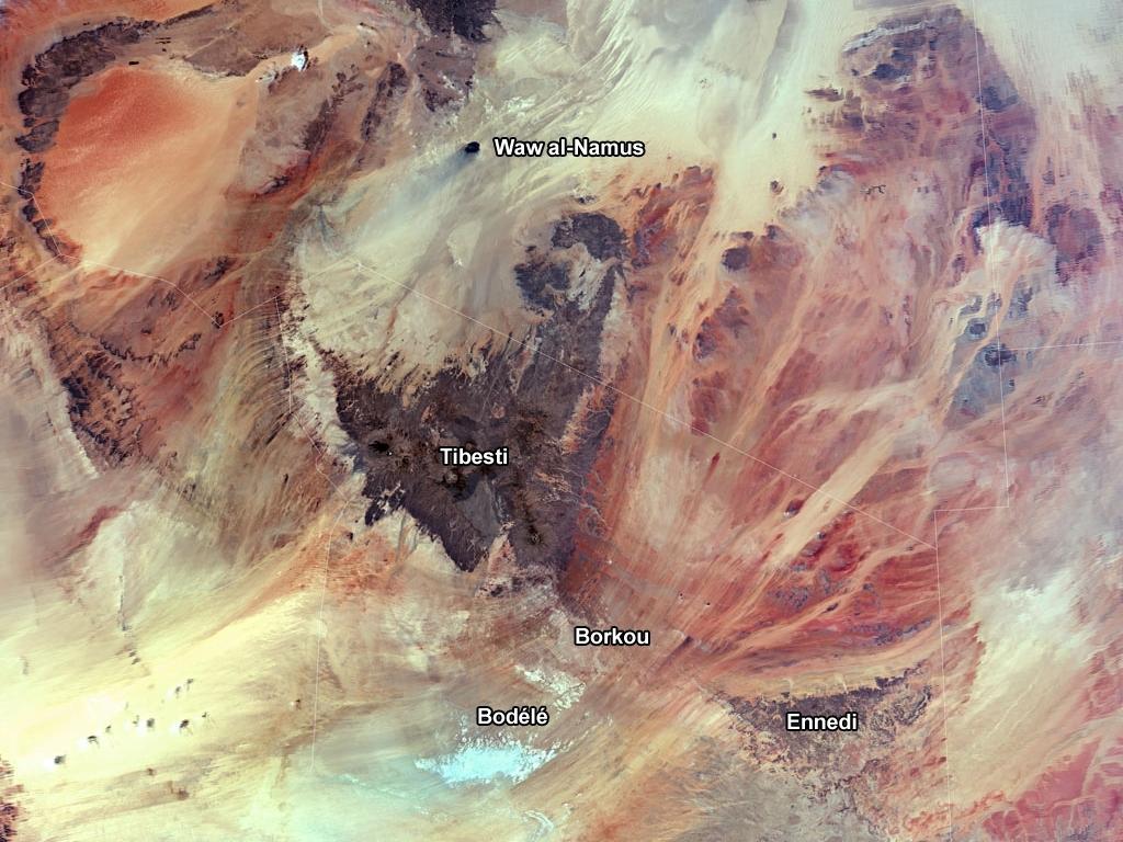 Aqua, MODIS, 30 March 2005, 12:05 UTC