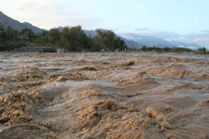 Heavy rainfall in United Arab Emirates & Oman