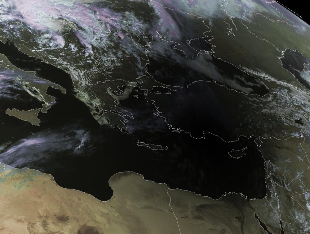 Met-8, 29 March 2006, 10:45 UTC