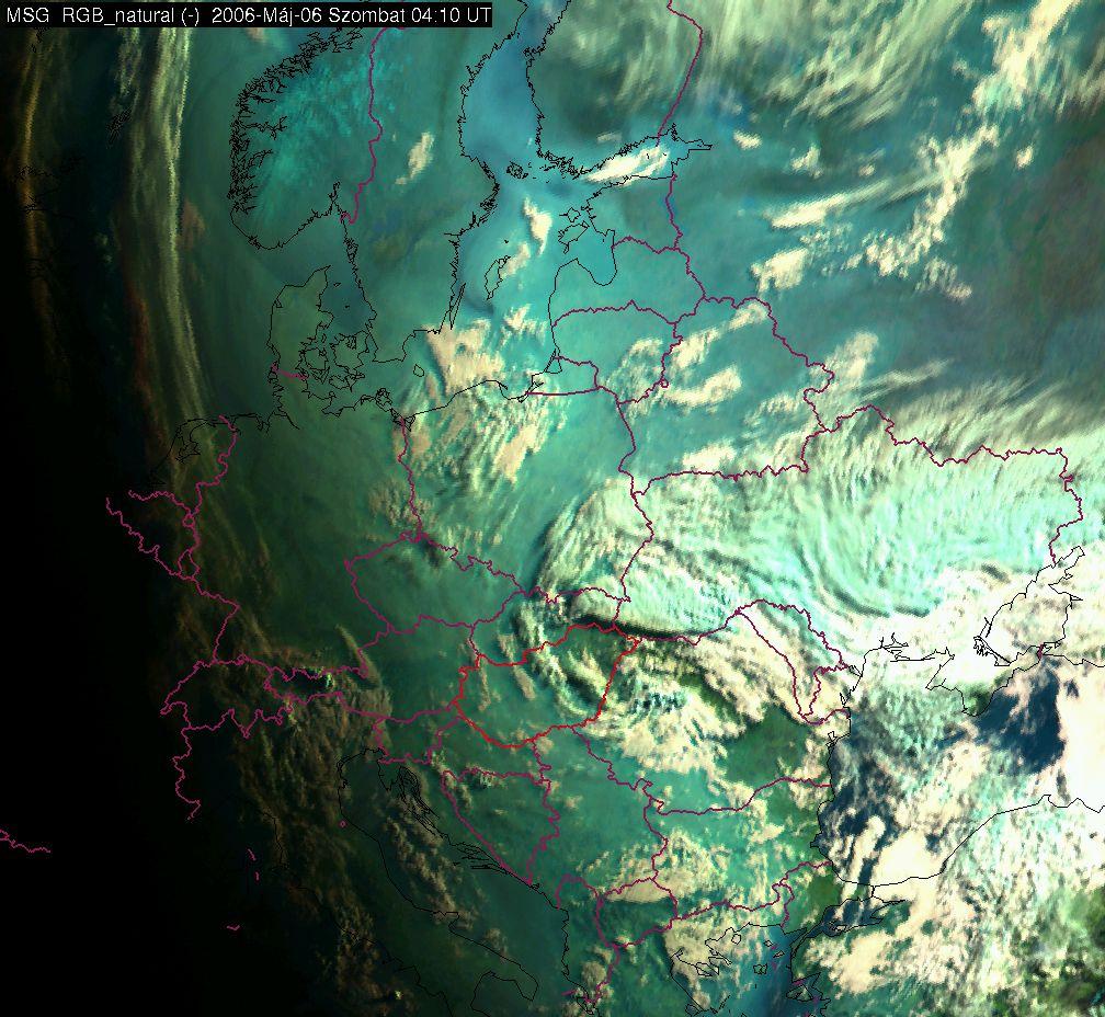 Met-8, 06 May 2006, 04:15 UTC