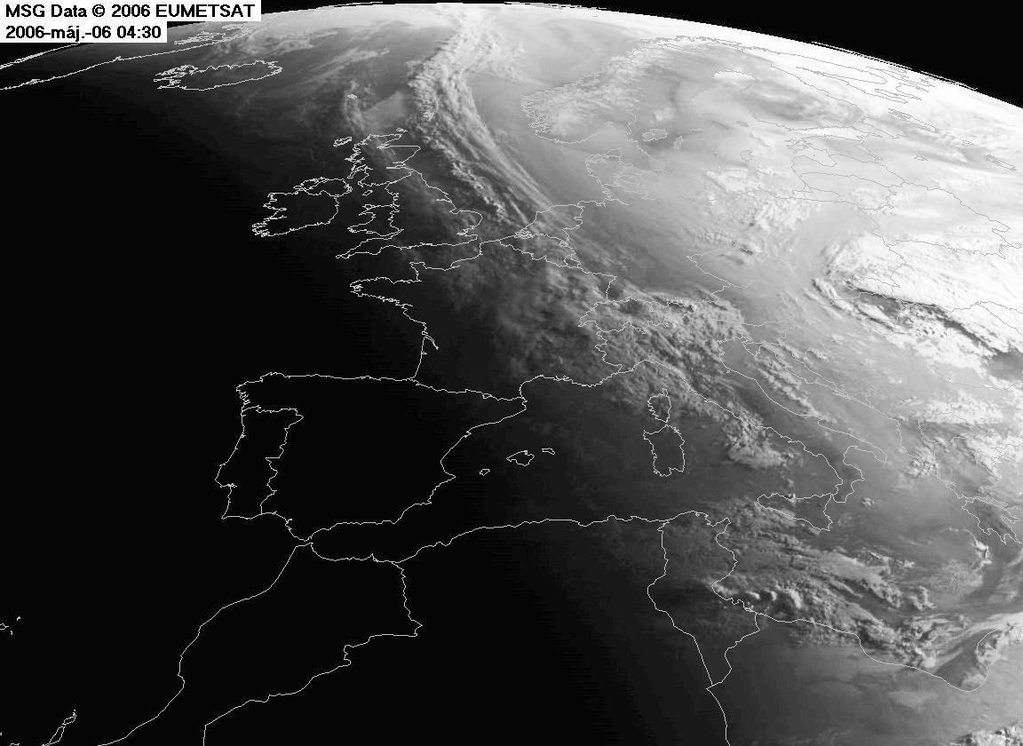 Met-8, 06 May 2006, 04:30 UTC