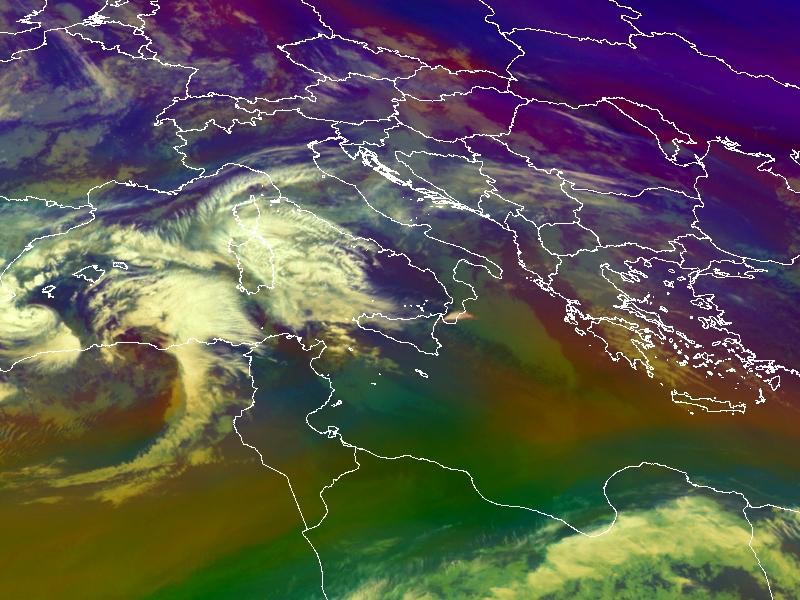 Met-8, 29 March 2007, 07:00 UTC