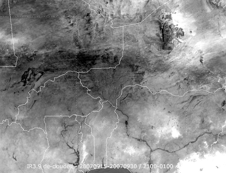 Met-9, 15-30 September 2007, 21:00–01:00 UTC