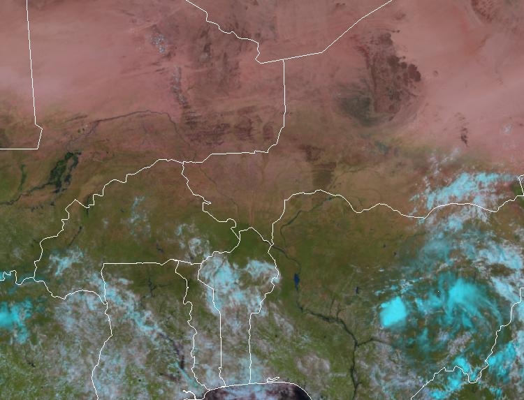 Met-9, 17 September 2007, 12:00 UTC