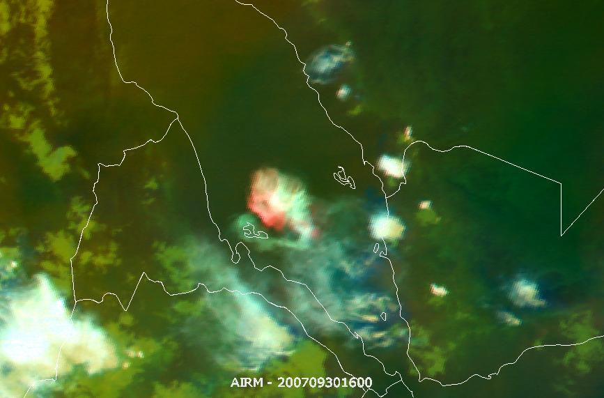 Met-9, 30 September 2007, 16:00 UTC
