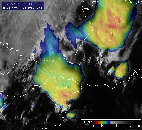 Met-8, 14 June 2010, 12:55 UTC
