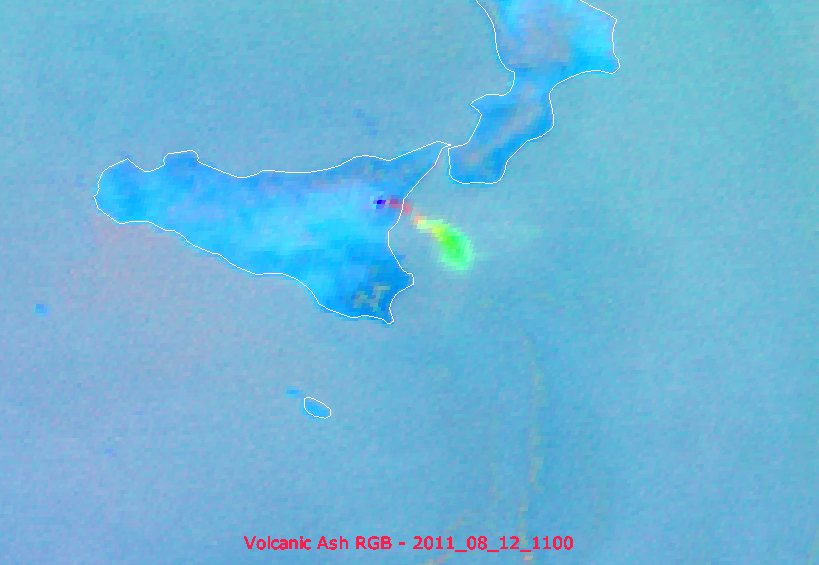 Tenth Etna paroxysm of 2011