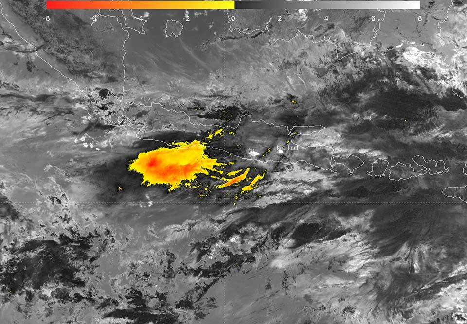 Metop-A, 14 February, 02:05 UTC