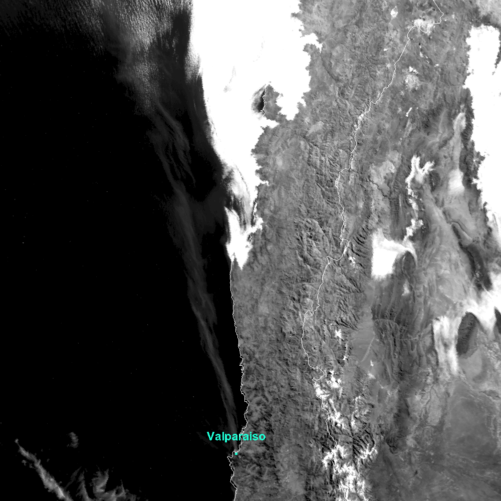 Metop-B, 13 April 2014, 14:10 UTC