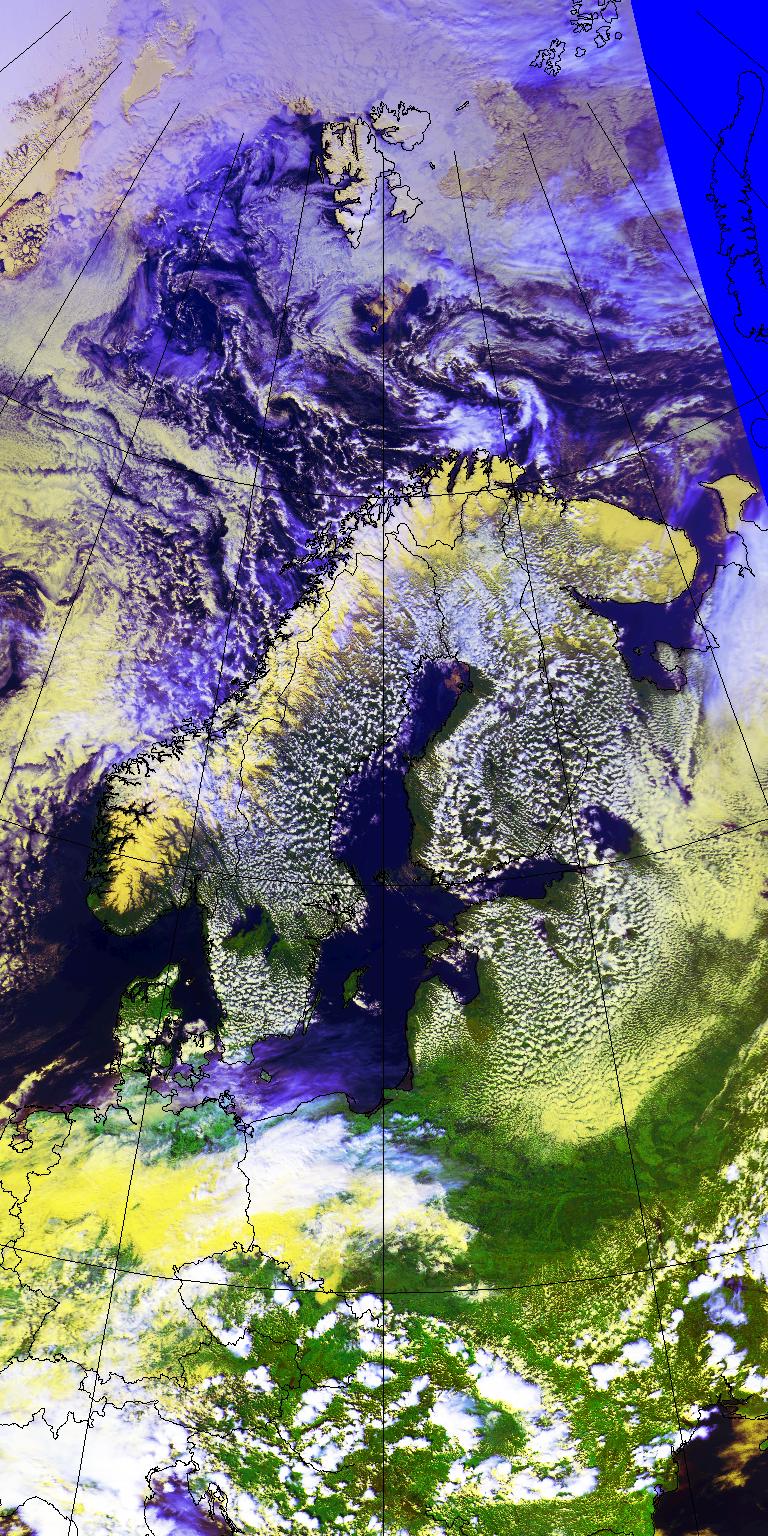 NOAA-19, 02 May 2014, 11:32 UTC (Credit: EUMeTrain)