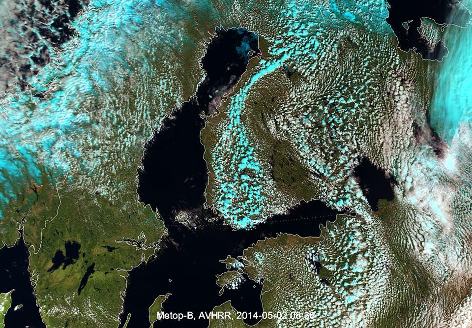 Metop-B, 02 May 2014, 08:38 UTC