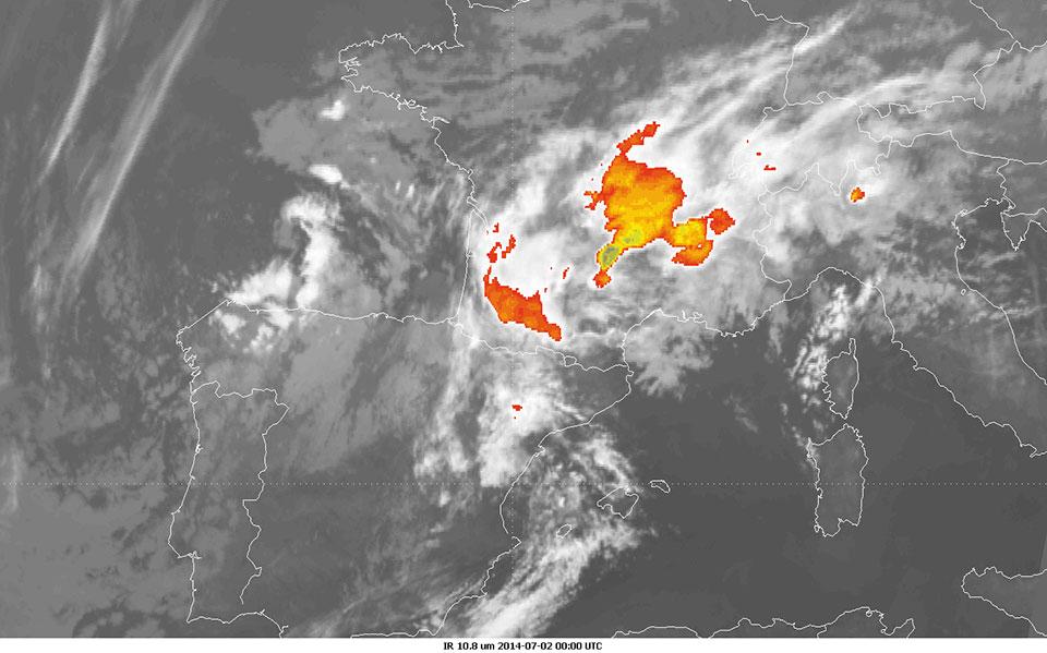 Meteosat-10, 02 July 2014, 00:00 UTC