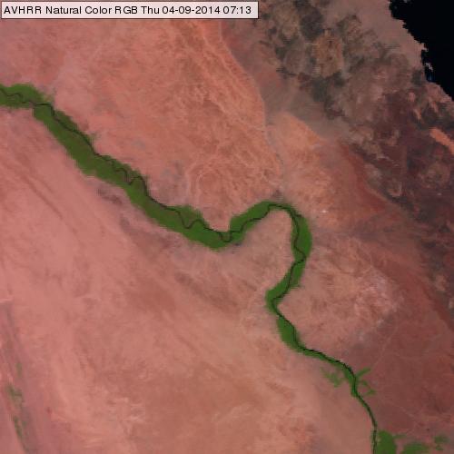 Metop-B, 04 September 2014 07:13 UTC
