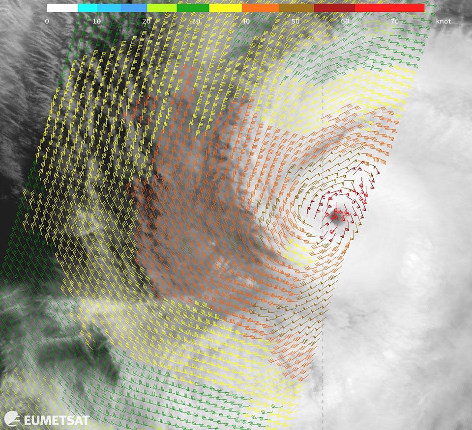 Metop-B, 04 November 2014, 01:20 UTC