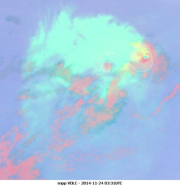S-NPP, 24 November 2014, 03:31 UTC