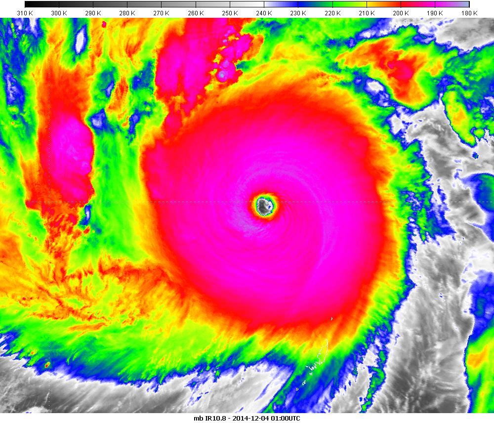 Metop-B, 04 December 2014, 01:00 UTC