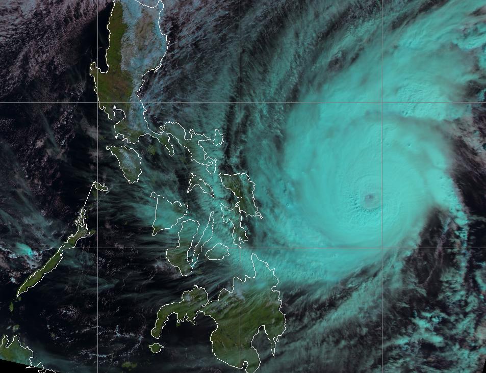 Metop-B, 05 December 2014, 01:03 UTC