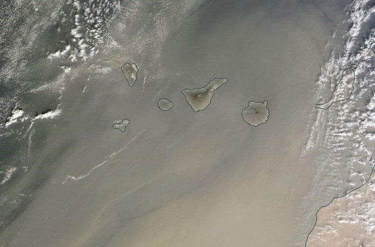 Terra, 12 January 11:30 UTC