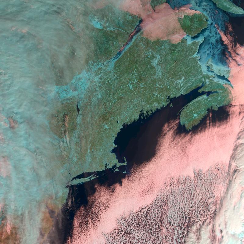 Metop-B, 29 January 2015 15:05 UTC