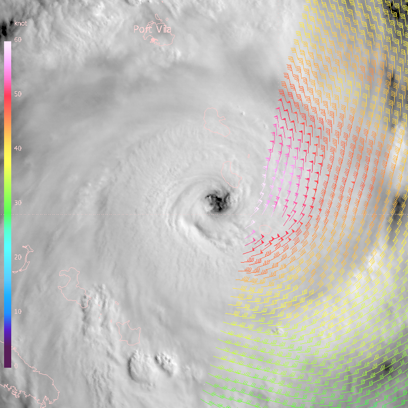 MTSAT-2, 13 March 21:30 UTC
