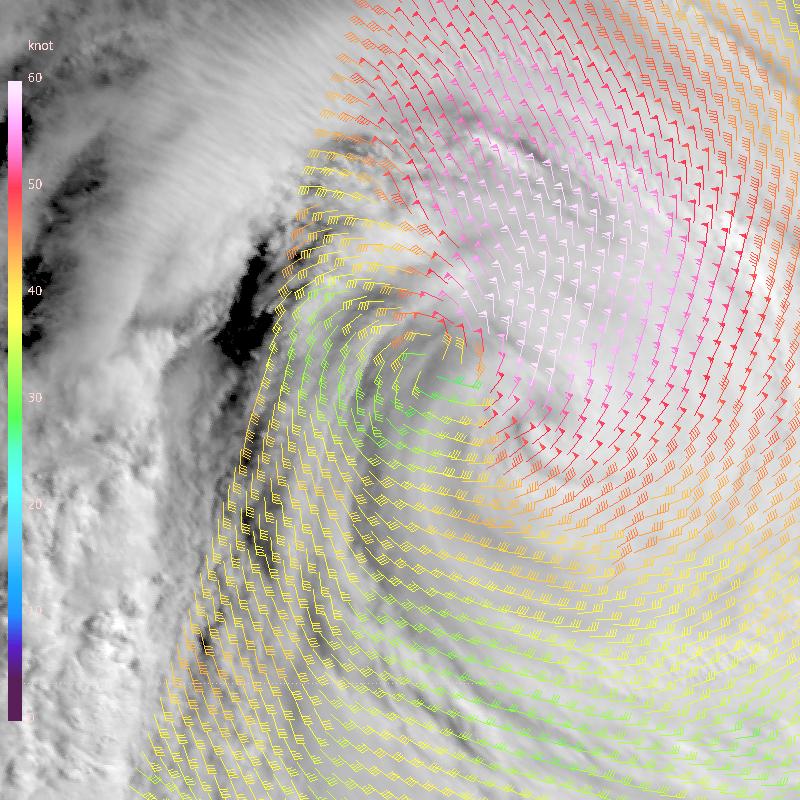 MTSAT-2, 14 March 21:10 UTC