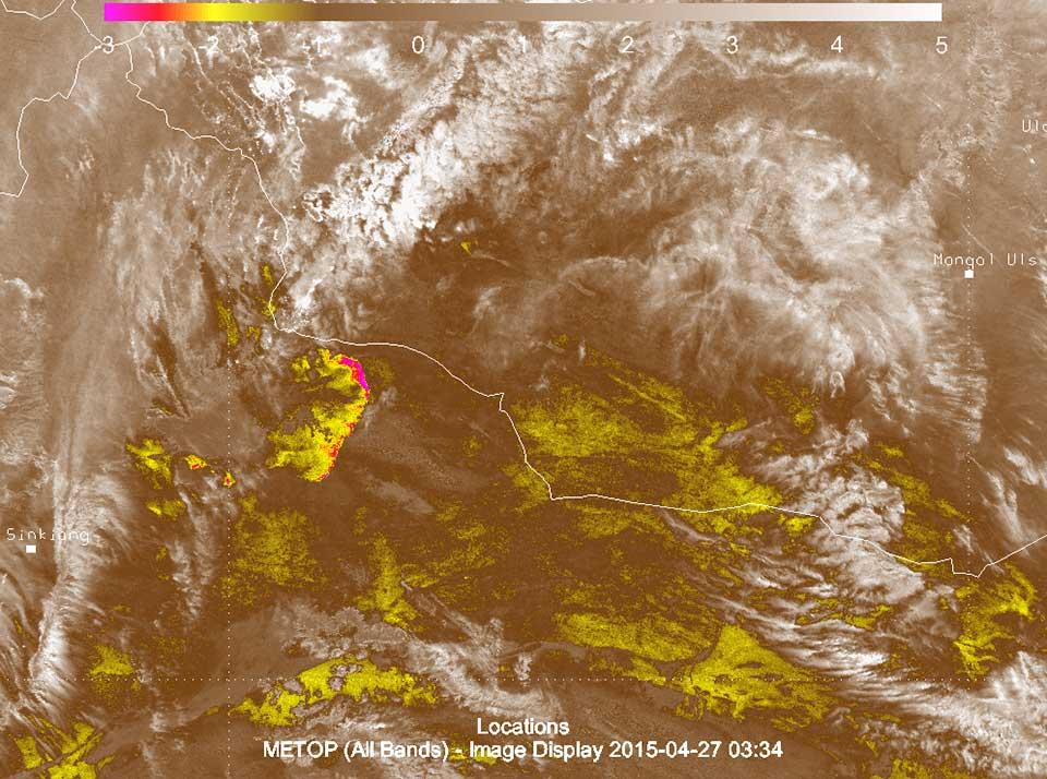 Metop-A, 27 April 2015, 03:34 UTC
