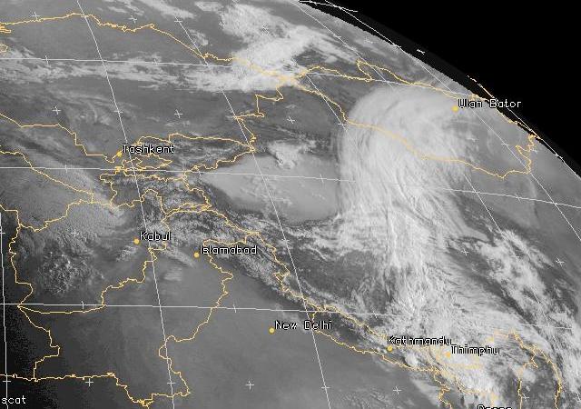 Meteosat-7, 29 April 2015, 01:30 UTC