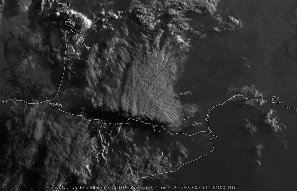 Met-10, 02 July 2015, 05:00 UTC