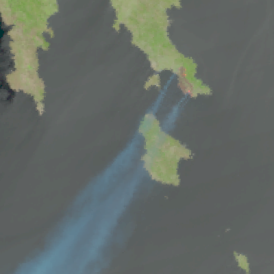 SNPP VIIRS, 17 July 2015, 11:10 UTC