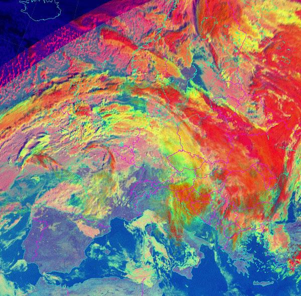 Land Surface Temperature