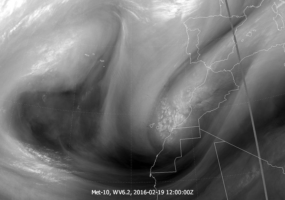 Met-10, 19 Feb, 12:00 UTC