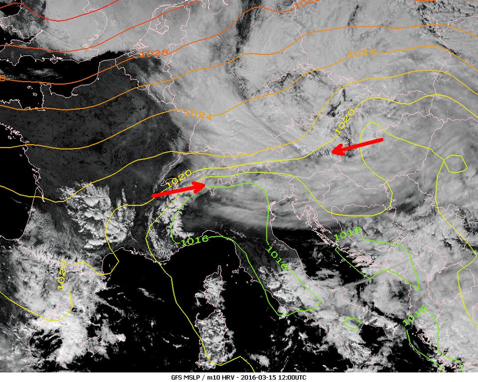 Met-10, 15 March, 12:00 UTC