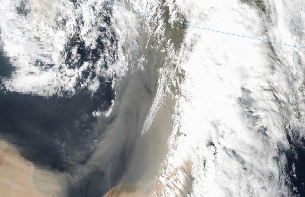 Suomi-NPP, 23 March 2016, 11:23 UTC