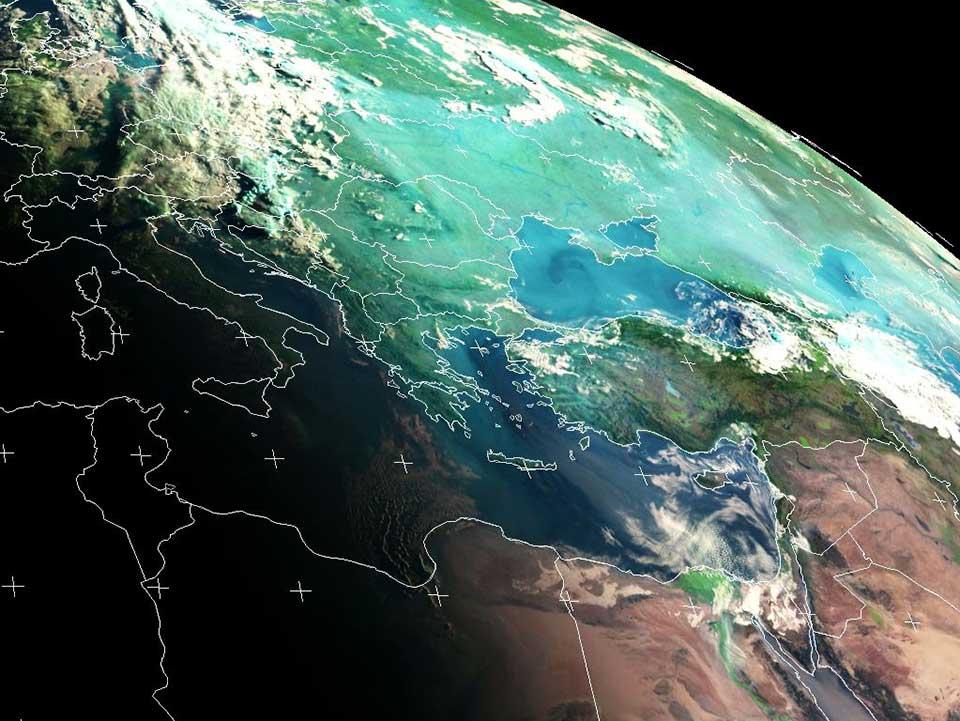 Met-9, 28 July, 04:00 UTC