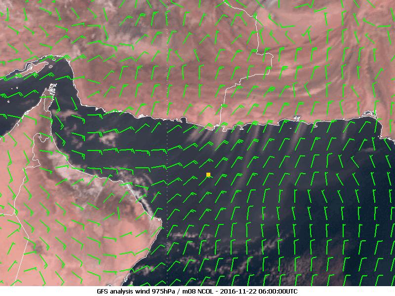 Met-8, 22 November, 06:00 UTC