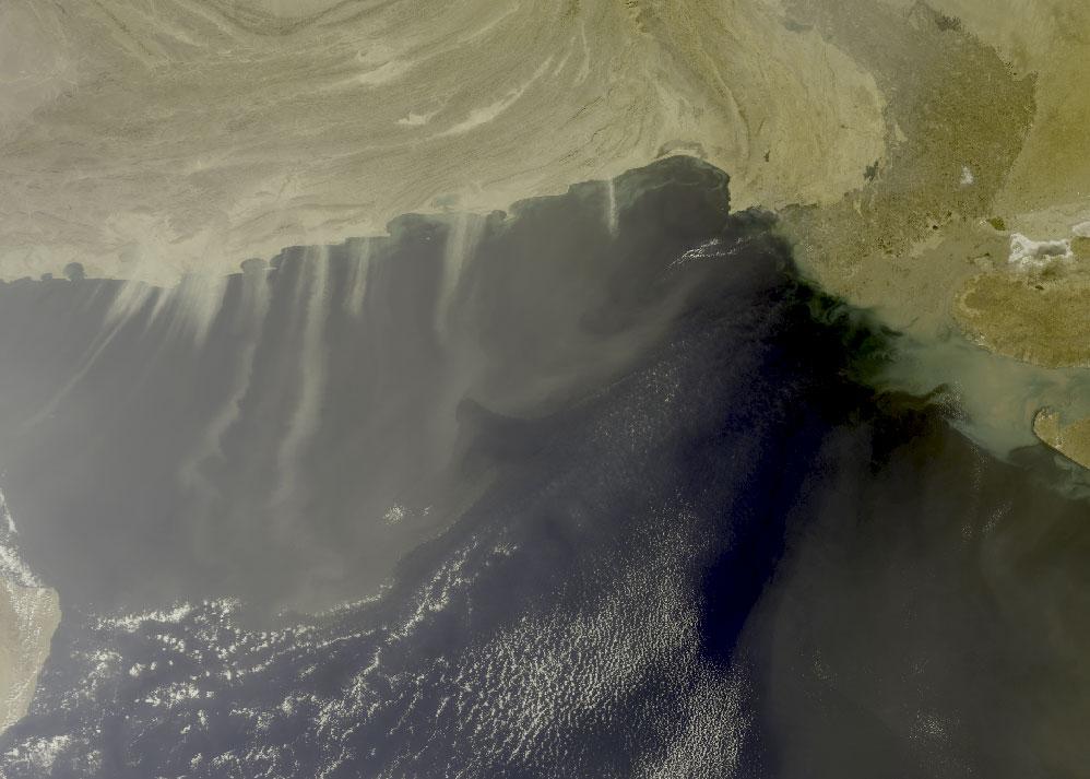 Sentinel-3A OLCI, 22 November 05:40 UTC