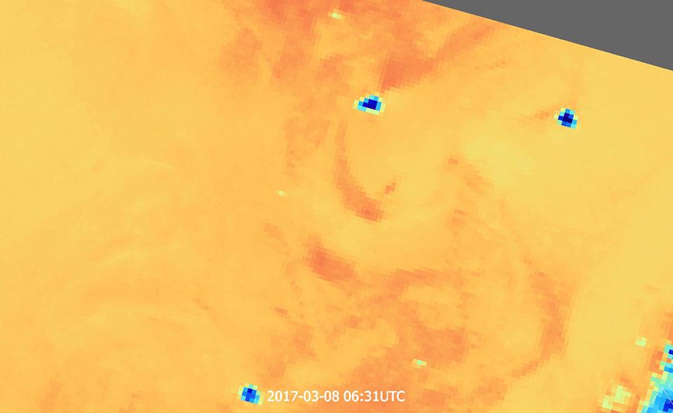 Metop-A, 08 March, 06:31 UTC
