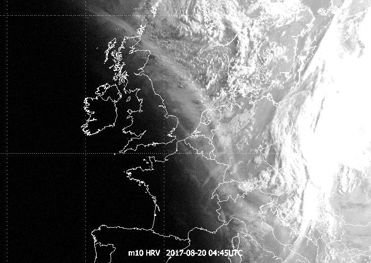 Met-10, 20 August, 04:45 UTC
