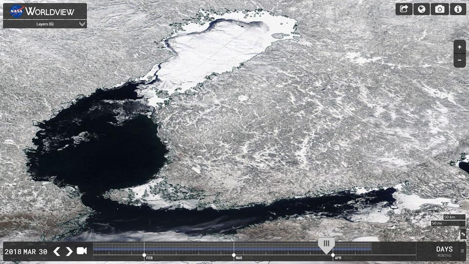 Terra MODIS, 30 March, 10:35 UTC