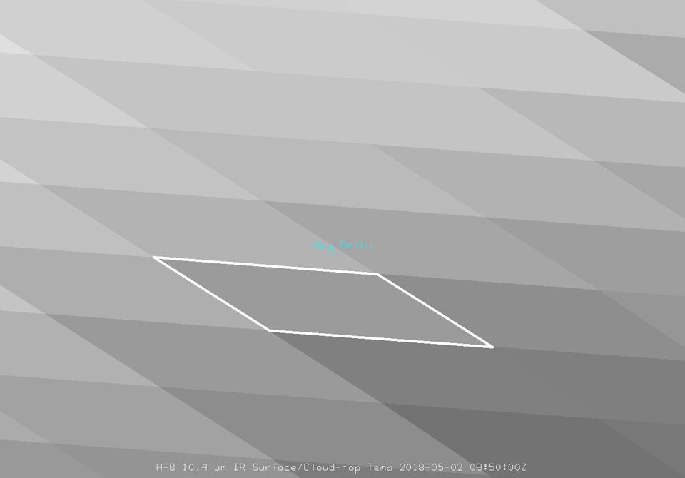 Himawari-8, 02 May, 09:50 UTC