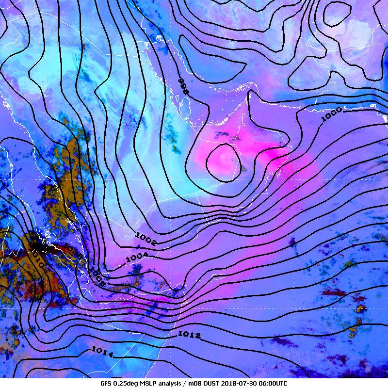 Met-8, 30 July, 06:00 UTC