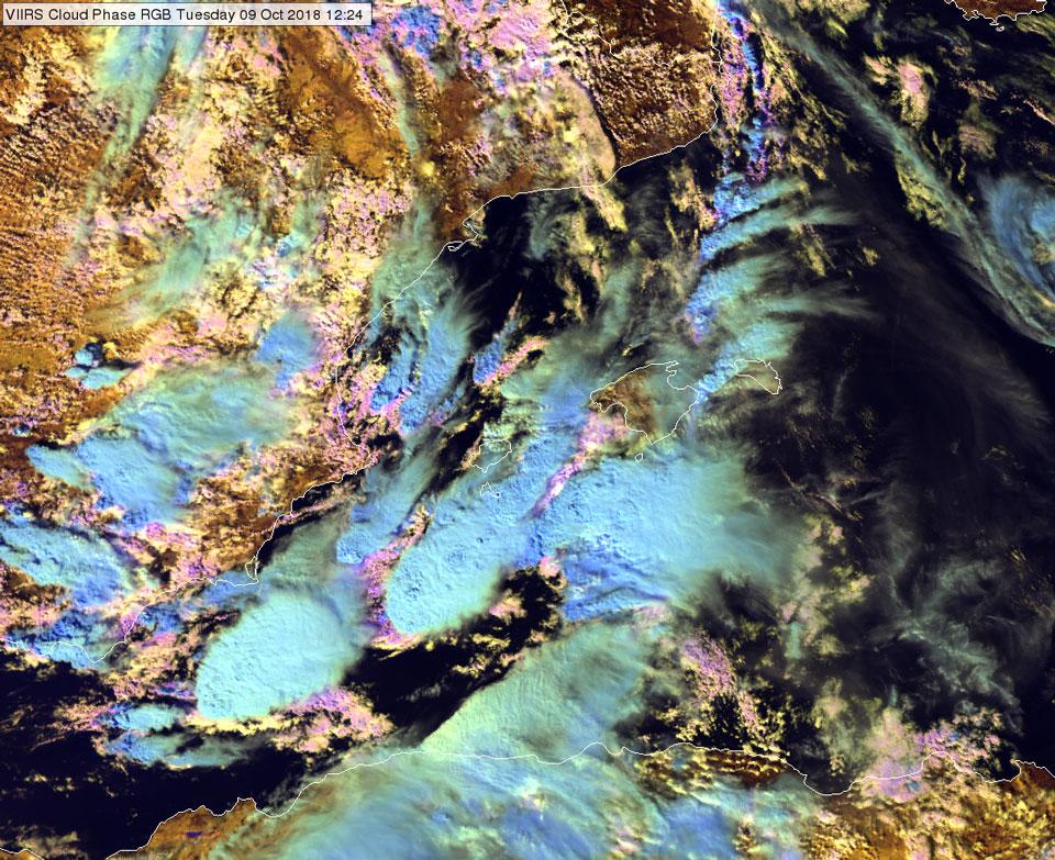 Suomi-NPP, 09 October, 12:24 UTC