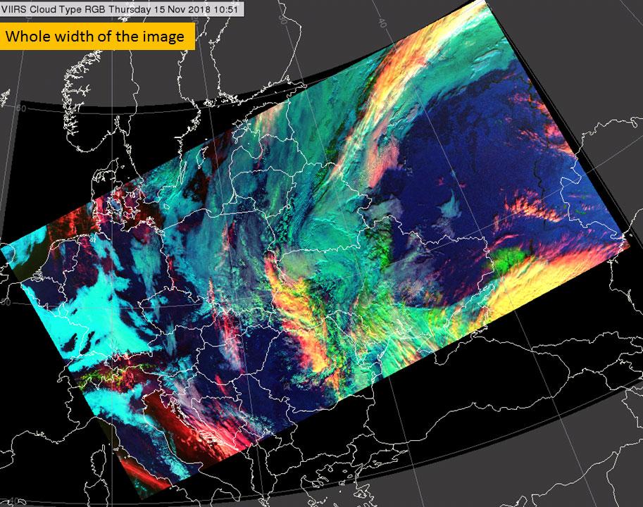 Suomi-NPP VIIRS, 15 Nov, 10:51 UTC